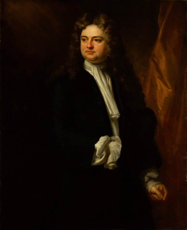Monsieur richard steele, 1712 de Jonathan Richardson The Elder (1667-1745) | Reproduction Peinture | ArtsDot.com
